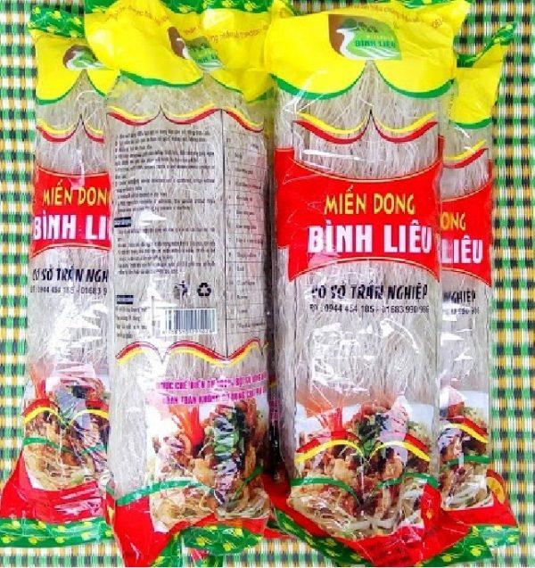 mien dong binh lieu 2148235 600x637 - Miến dong Bình Liêu 0,5kg (cơ sở sản xuất Trần Nghiệp)