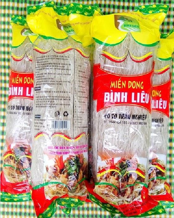 mien dong binh lieu 43089463 - Miến dong Bình Liêu 0,5kg (cơ sở sản xuất Trần Nghiệp)