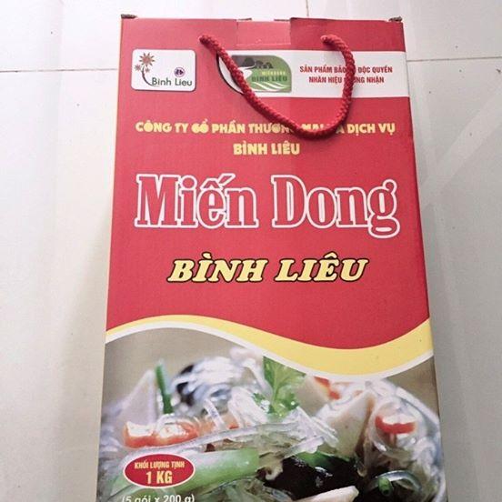 mien dong binh lieu 43857463 - Miến dong Bình Liêu 1kg (Công ty CP Thương mại & Dịch vụ Bình Liêu)