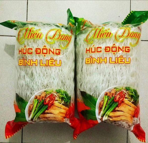 mien dong huc dong binh lieu 543 600x578 - Miến dong Húc Động, Bình Liêu (cơ sở sản xuất La Văn Tiến)