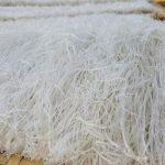 Mùa thu hoạch dong riềng Bình Liêu