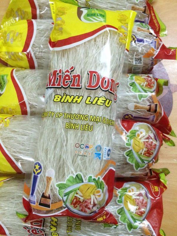 mien dong binh lieu 94380965 600x800 - Miến dong Bình Liêu 0,5kg (Công ty CP Thương mại & Dịch vụ Bình Liêu)