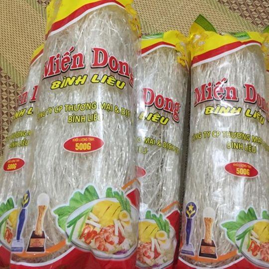mien dong binh lieu 98076 - Miến dong Bình Liêu 1kg (Công ty CP Thương mại & Dịch vụ Bình Liêu)