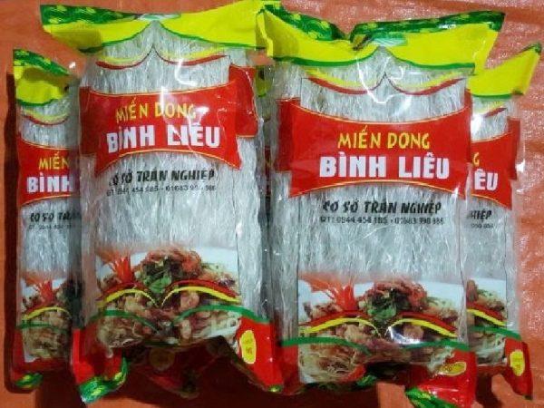 mien dong binh lieu tran nghiep 132489 600x450 - Miến dong Bình Liêu 1kg (Cơ sở sản xuất Trần Nghiệp)
