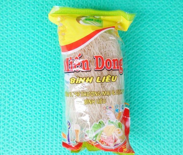 mien dong 02kg 2 600x510 - Miến dong Bình Liêu 0,2kg (Công ty CP Thương mại & Dịch vụ Bình Liêu)